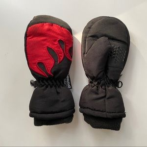 Thinsulate Toddler Mittens